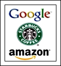 Are Amazon, Google And Starbucks Playing With UK Tax Laws