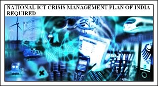 Indian Crisis Management Plan For Cyber Attacks And Cyber Terrorism
